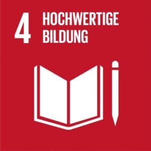 Nachhaltigkeitsziel 4: Hochwertige Bildung