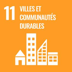 Objectif De Développement Durable 11: Villes Et Communautés Durables