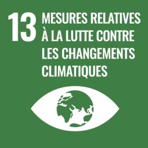 Objectif De Développement Durable 13: Mésures Relatives A La Lutte Contre Les Changements Climatiques