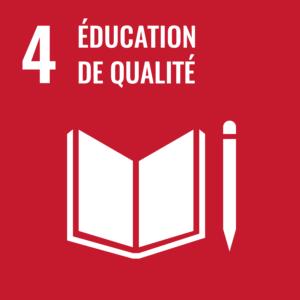 Objectif De Développement Durable 4: Education De Qualité
