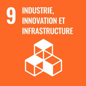Objectif De Développement Durable 9: Industrie, Innovation Et Infrastructure
